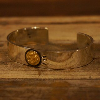 Tiger Plain Bangle