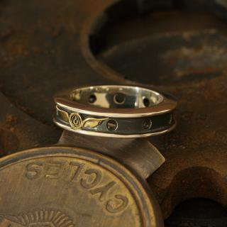 Drilled Ring