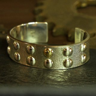 SMILE-Studs Bangle double