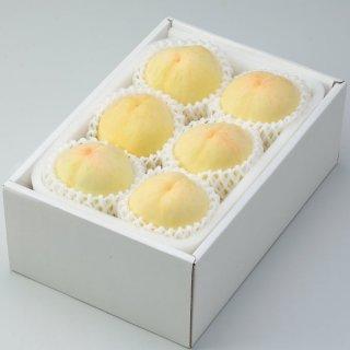 清水白桃 ロイヤル 4〜8玉 岡山県産 JAおかやま 送料無料 【7月中旬より発送】