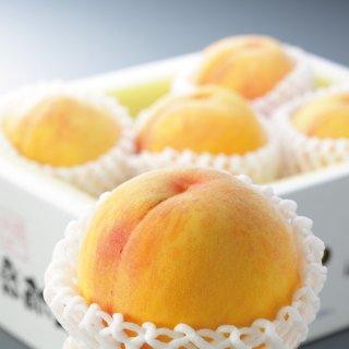 桃 黄金桃 6玉入 約1.5kg 岡山県産 JAおかやま 【9月上旬より発送】