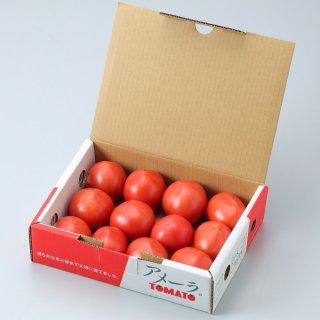 【ちょっと訳あり】 高糖度フルーツトマト 『アメーラ』  大きさおまかせ  (約1.0kg) 化粧箱入り 【静岡県産・長野県産】