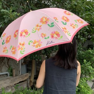 HANAGRAPHIC UMBRELLA Bloom (PINK)