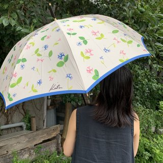 HANAGRAPHIC UMBRELLA Emblem (BLUE)