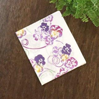 花グラフィック手ぬぐい ハナカラクサ