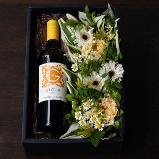 父の日 Wine &Flower(生花)