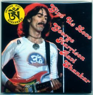 George Harrison-Ravi Shankar