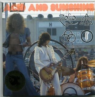 プロモ盤!A jacket Led Zeppelin