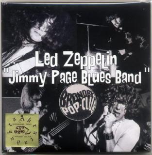 B jacket!!! Led Zeppelin