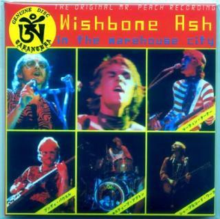 "Wishbone Ash ""In The Warehouse City"" -2CD, Paper sleeve. Tarantura"