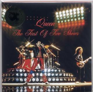 "Queen ""The First Of Five Shows "" -2 CD, Tarantura"