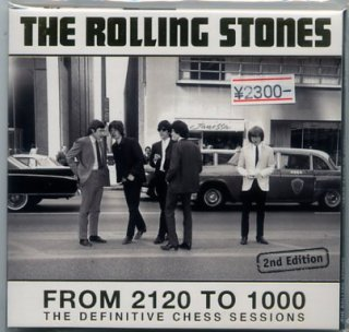 <img class='new_mark_img1' src='//img.shop-pro.jp/img/new/icons52.gif' style='border:none;display:inline;margin:0px;padding:0px;width:auto;' />2nd edition! The Rolling Stones