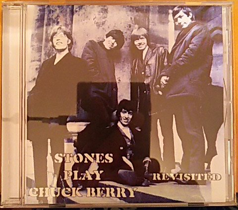The Rolling Stones Quot Stones Play Chuck Berry Revisited Quot Quot 1