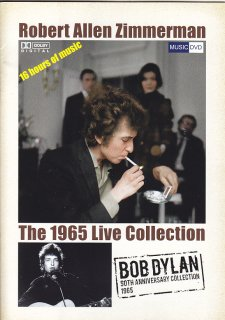 <img class='new_mark_img1' src='https://img.shop-pro.jp/img/new/icons12.gif' style='border:none;display:inline;margin:0px;padding:0px;width:auto;' />Bob Dylan / The 1965 Live Collection 50th Anniversary Collection 1965 / 1 Audio DVD Book Size