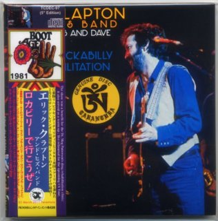 <img class='new_mark_img1' src='https://img.shop-pro.jp/img/new/icons2.gif' style='border:none;display:inline;margin:0px;padding:0px;width:auto;' />Eric Clapton and His Band