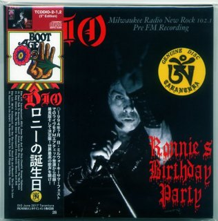 """<img class='new_mark_img1' src='https://img.shop-pro.jp/img/new/icons2.gif' style='border:none;display:inline;margin:0px;padding:0px;width:auto;' />Dio """"Ronnie's Birthday Party"""" Tarantura"""