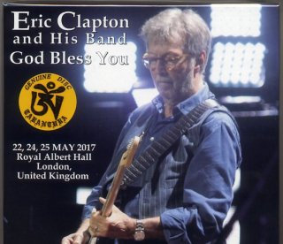 Eric Clapton And His Band Quot God Bless You Quot 6 Cd Set