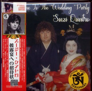 桃印!Suzi Quatro