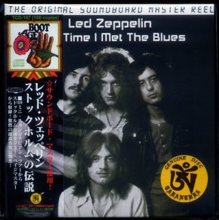 Led zeppelin first time i met the blues 1 cd tarantura cd museum pb led zeppelin first time i met the blues 1 cd tarantura voltagebd Choice Image