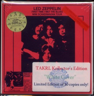 TAKRL風白カバー!Led Zeppelin