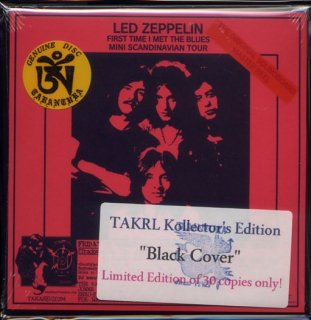 TAKRL風黒カバー!Led Zeppelin