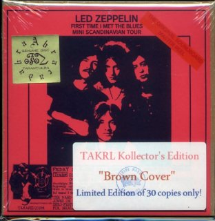 TAKRL風茶カバー!Led Zeppelin