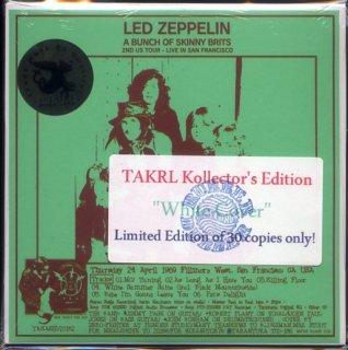 TAKRL風白カバー!Led Zeppelin