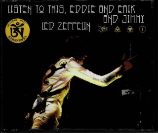 発送は2019年!Inlay C/ Led Zeppelin
