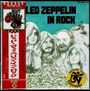 赤帯!Led Zeppelin
