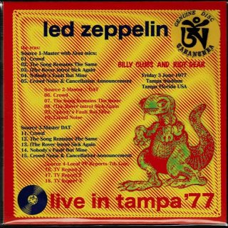 CBM edition!Led Zeppelin