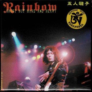 セカンド・エディション!TARANTURA/RAINBOW/五人囃子-SHORT BUT HARD AND HEAVY/2 CD