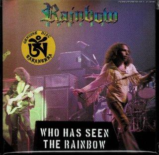 セカンド・エディション!TARANTURA/Rainbow/ WHO HAS SEEN THE RAINBOW /2CDw/paper sleeve