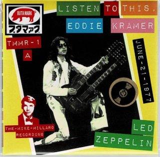 A jacket! Led Zeppelin