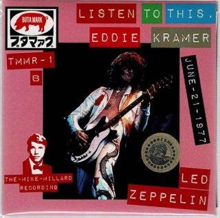 B jacket! Led Zeppelin