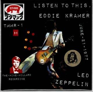 H jacket! Led Zeppelin