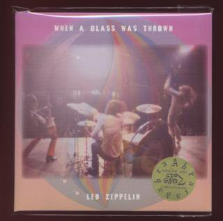 TARANTURA/WHEN A GLASS WAS THROWN / LED ZEPPELIN