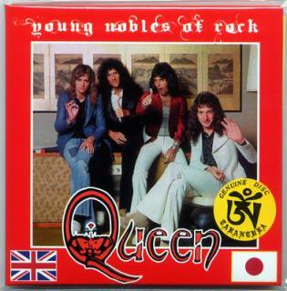 3rd edition!!!TARANTURA/QUEEN-YOUNG NOBLES OF ROCK/3rd edition