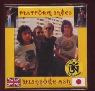 TARANTURA / WISHBONE ASH-PLATFORM SHOES / 2 CD