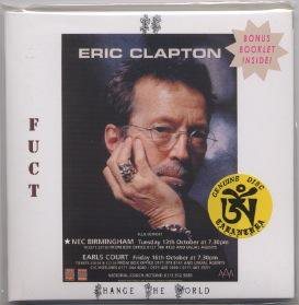 残少!TARANTURA / FUCT-CHANGE THE WORLD / ERIC CLAPTON