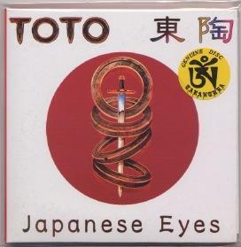 TARANTURA / Japanese Eyes / TOTO