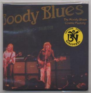 TARANTURA/ THE MOODY BLUES
