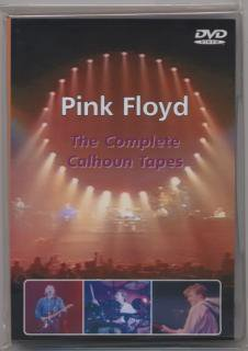 IMPORT / PINK FLOYD / THE COMPLETE CALHOUN TAPES / PRESS DVD