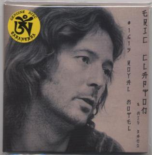 完売御礼!TARANTURA /ERIC CLAPTON AND HIS BAND / #1619 ROYAL HOTEL