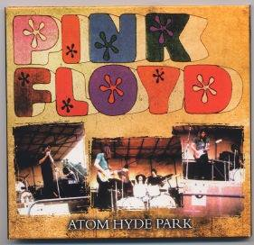 GODFATHER/PINK FLOYD/ATOM HYDE PARK/1 CD
