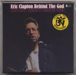 完売御礼!Tarantura/Eric Clapton/Behind The God/2 CD BOX