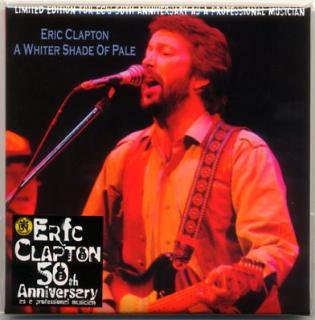 2nd edition!!!Eric Clapton/A Whiter Shade Of Pale/2 CD paper sleeve