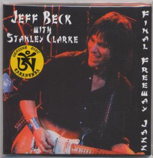 2nd完売御礼!TARANTURA/jeff Beck with stanley Clarke/Final Freeway Jazz/ 2 CD