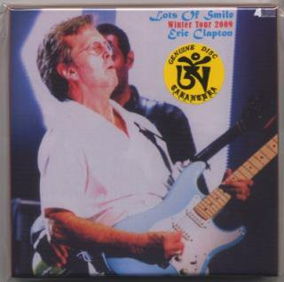 TARANTURA/Lots Of Smile/Eric Clapton/4 CD BOX