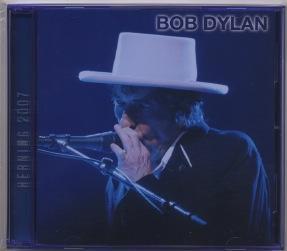 BOB DYLAN/ HERNING 2007/2 CD