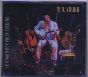 NEIL YOUNG/LE GRAND REX FIRST EVENING/2 CD
